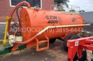 Carreta Tanque CTIN 4000 litros
