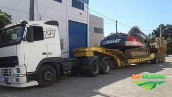 TRANSPORTES DE MÁQUINAS E EQUIPAMENTOS EM GERAL