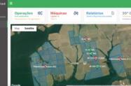Plataforma de monitoramento/rastreamento de máquinas e gestão de atividades no campo em tempo real