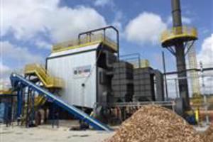 Caldeira Secamaq Para Produção De Vapor