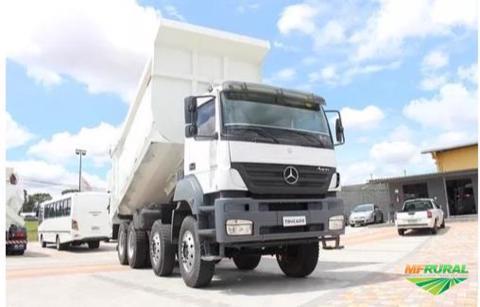 Caminhão Mercedes Benz (MB) 4144 ano 09