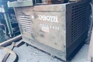 Maquina de Solda elétrica Bambozzi – modelo PICCOLA 400