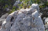 Jazida de quartzo exótico