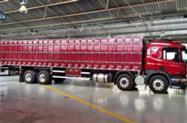 Caminhão Scania p310 8x2