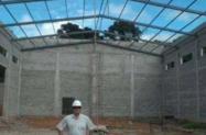 Construção e reforma serralheria, estruturas metálicas