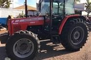 Trator Massey Ferguson 283 Advanced 4x4 ano 02