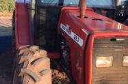 Trator Massey Ferguson 283 Advanced 4x4 ano 02