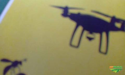 Trichograma libero por DRONE