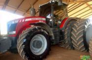 Trator Massey Ferguson 8670 4x4 ano 14