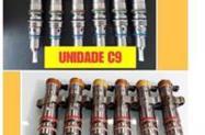 Unidade injetora motor C7/C9
