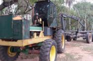 Trator John Deere 6405 4x4 ano 04
