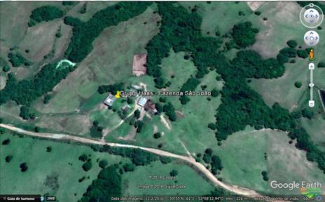 Área com 784 hectares(R$7.990,00/ha), no município de Santana da Boa Vista/RS, 4 km do asfalto (BR 3