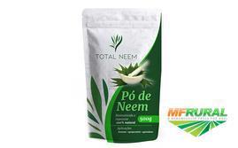 Pó de Neem - totalneem