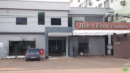 Hotel Ecos Conforto venda