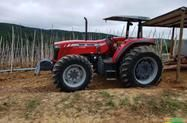 Trator Massey Ferguson 4290 4x4 ano 16