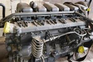 Motor eletrônico 420 SCANIA
