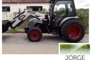 Trator Agrale 575 4x4 ano 18