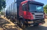 Caminhão Scania 124 C ano 00