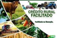 Crédito Rural, Capital de Giro e Equipamentos Agrícolas
