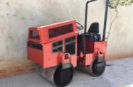Rolo compactador Weber