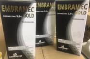 VERMÍFUGO - EMBRAMEC GOLD 3,6% - 500ML