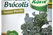 Sementes Orgânicas de Brócolis Ramoso Brasília