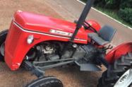 Trator Massey Ferguson 35 4x2 ano 60