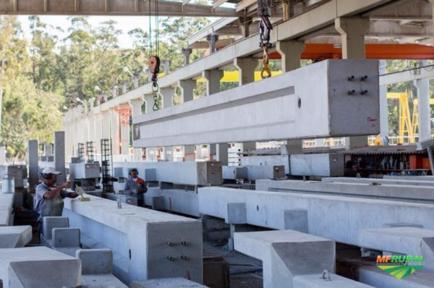 Silos, Galpões e Granjas em Concreto