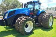Trator New Holland T8.385 4x4 ano 14