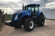 Trator New Holland T8.385 4x4 ano 17