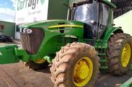 Trator John Deere 7185J 4x4 ano 11