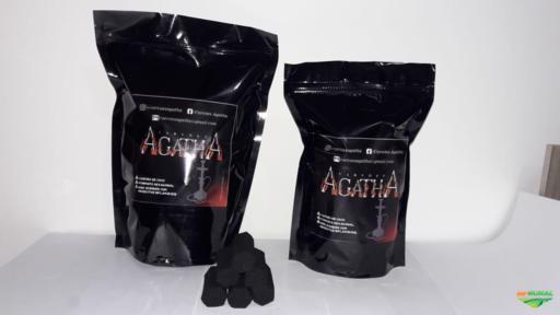 Carvão de coco Agatha