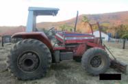 Trator Massey Ferguson 650 4x4 ano 99