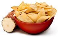 Aipim Chips - Mandioca/Macaxeira - Qualidade Premium - 180dias validade