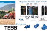 Projeto de fornecimento de Mangueiras, cilindros, correias e acessórios para tratores, colheitadeira
