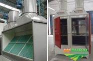 silos armazém secadores todo o Brasil