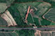 Propriedade de 11,9 hectares beira da pista