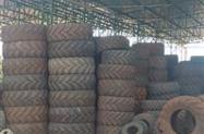 Capas de pneus diversas