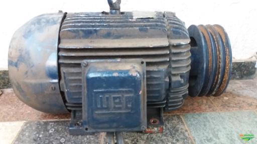 Motor elétrico weg 10 cv