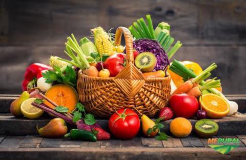 Procuro produtores de frutas e vegetais