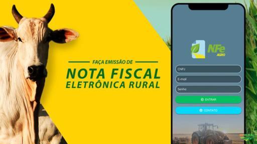 Emissão de Notas Fiscais Eletrônicas/ NF-e AGRO
