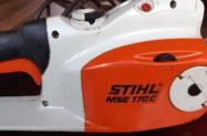 Motosserra Stihl Eletrica Mse 170 C-bq Sabre 30cm 220v