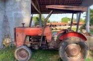 Trator Massey Ferguson 235 4x2 ano 89