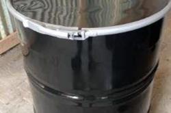 Tambores Metálicos 200 litros com tampa removível