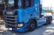 Caminhão Scania Scania R450 6x2 ano 20