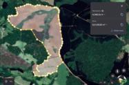 Área para plantio de Soja