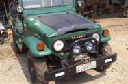 Jipe Toyota Bandeirantes