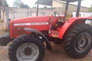 Trator Massey Ferguson 5275 4x4 ano 04