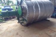 Reator tanque misturador