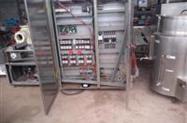Painel elétrico inox Comp.